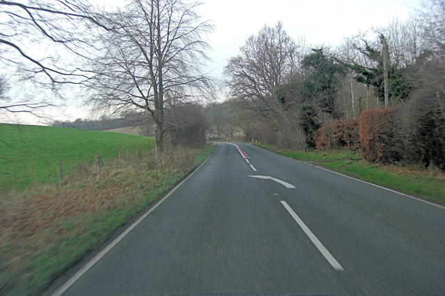 A272 southwest of Petersfield Lodge