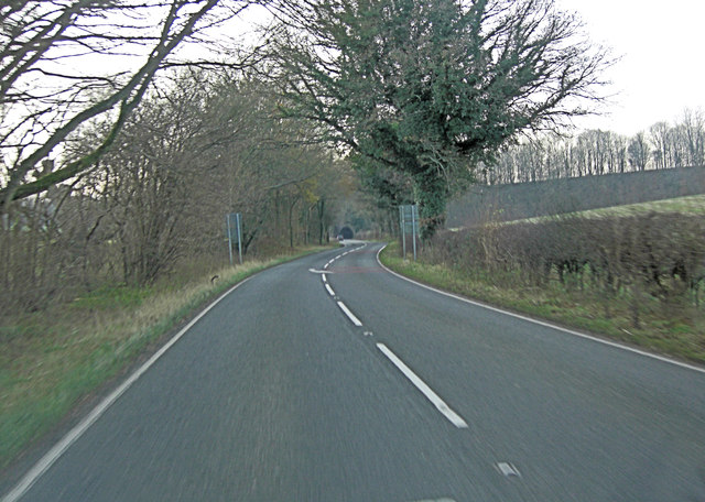 A272 south of Stock Farm