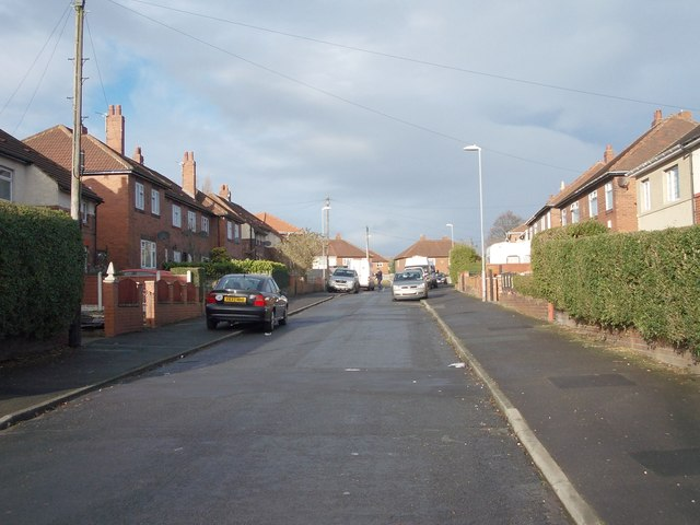 Crabtree Avenue - Dale Lane