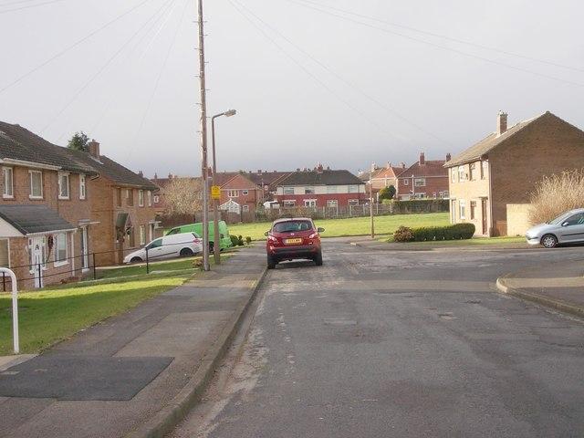 Leybury Avenue - Mount Avenue