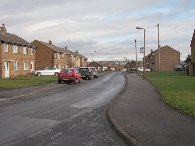 Leeside Road - viewed from Richmond Road