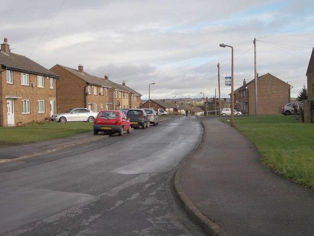 Leeside Road - viewed from Richmond Road