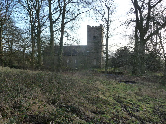 St. John the Baptist church, Doddington, Shropshire