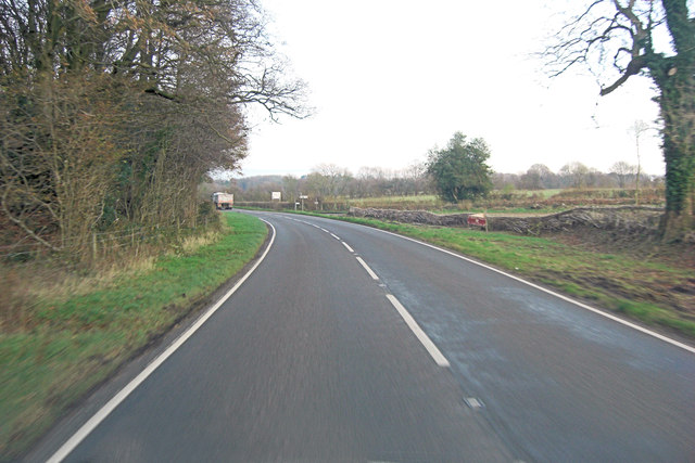 A32 junction with Fawley Lane
