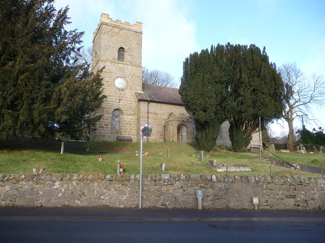 St, John the Baptist, Doddington, Shrops