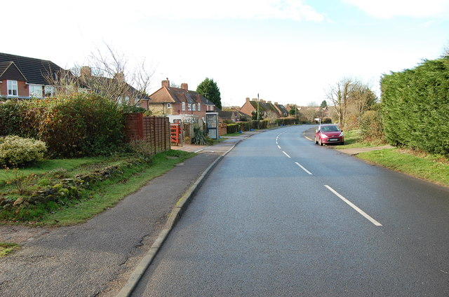Woodchurch Road, Shadoxhurst