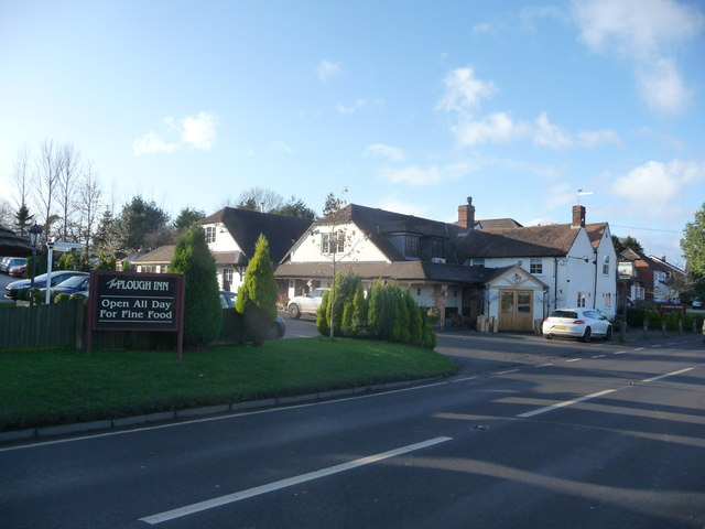 The Plough Inn, Cleobury Road, Far Forest, Worcs