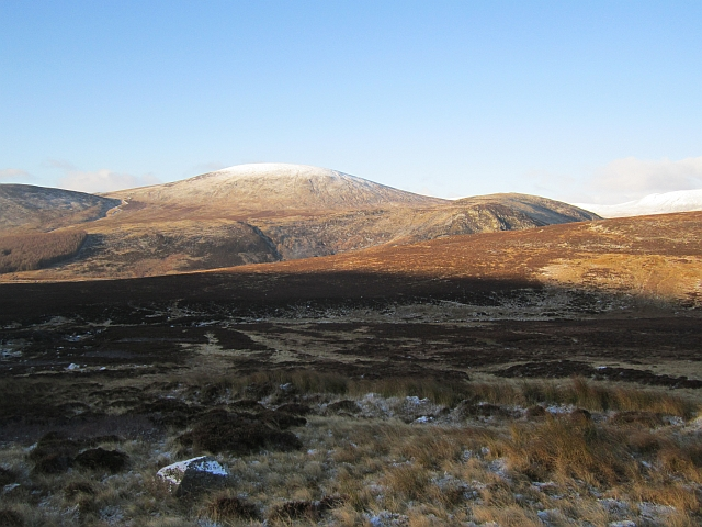 Moorland, Glencally