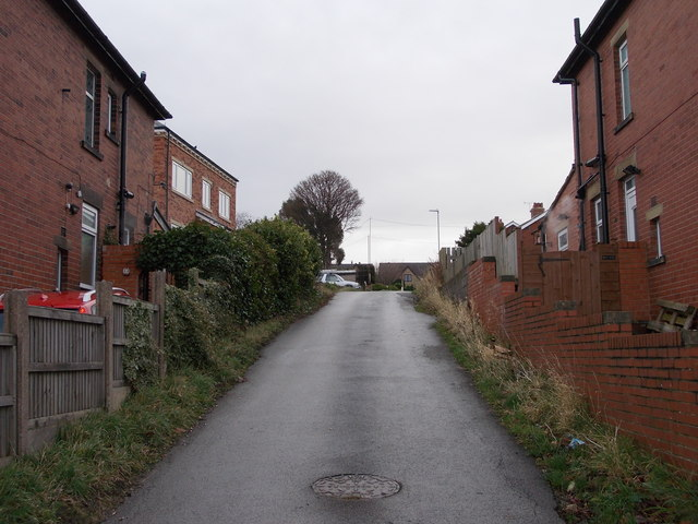 Kester Road - White Lee Road