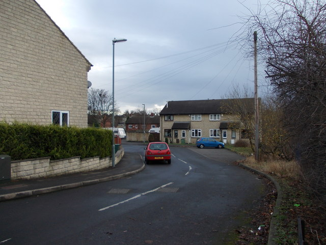 Havercroft Way - Healey Lane