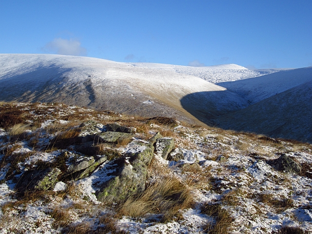 Cairn on Sròn Meadhonach