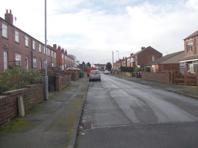 Mortimer Terrace - Mortimer Avenue