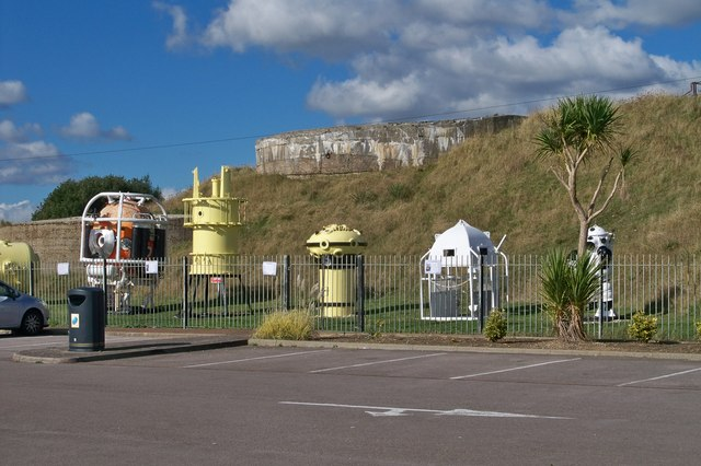 Diving Museum-Stokes Bay