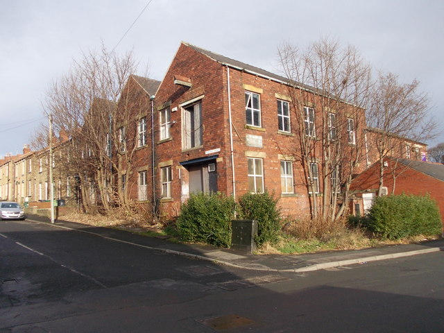 Disused Industrial Premises - Healey Lane