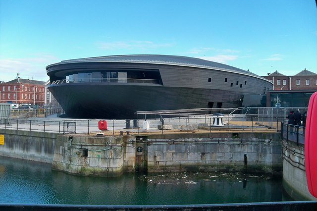 New Mary Rose Ship Hall and Museum
