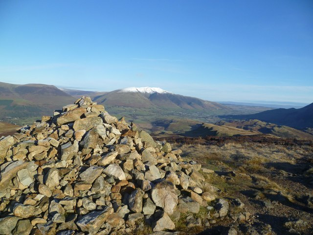 On Bleaberry Fell