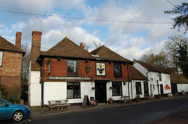 The Blacksmiths Arms, The Street, Ashford