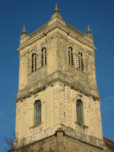 Tower of All Saints church