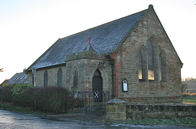 Kingscavil Church