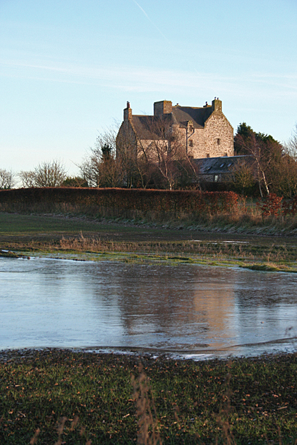 Ochiltree Castle