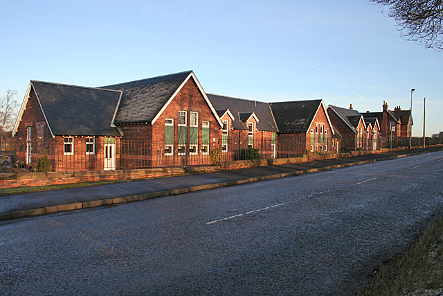 Former School near Bridgend