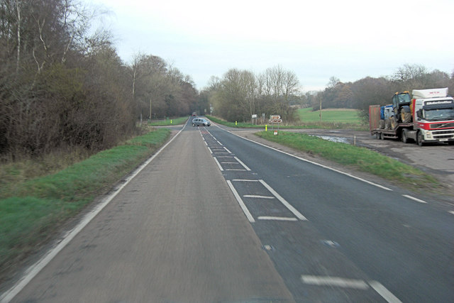 A32 intersection with Petersfield Road