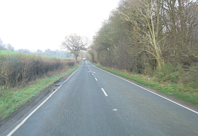 A32 southwest of Cross Dyke