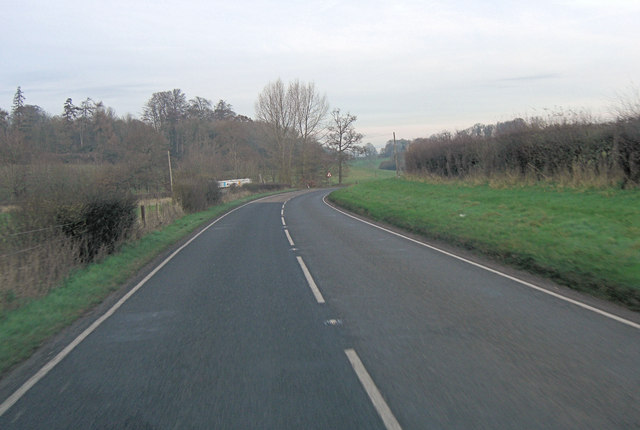 A32 junction with Ropley Road