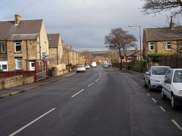 Deighton Lane - West Park Road