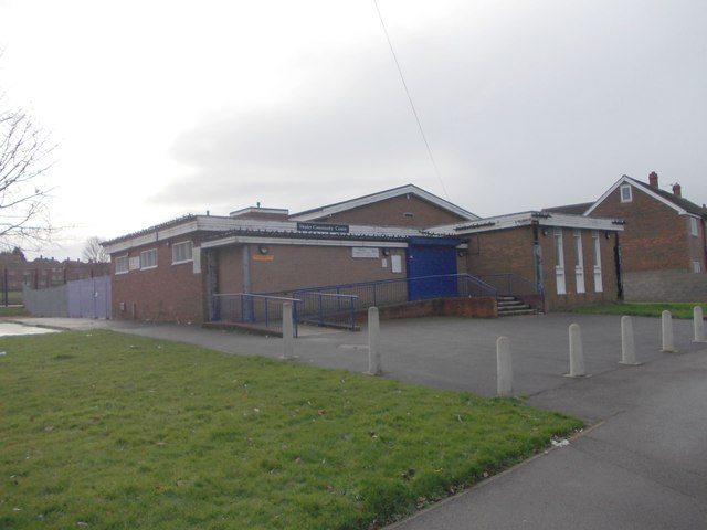 Healey Community Centre - West Park Road