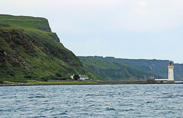 Tobermory Lighthouse, Rudha Nan Gall