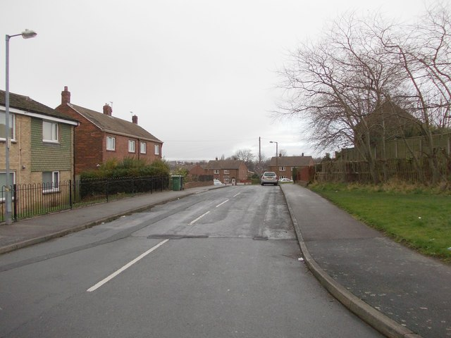 Fountains Avenue - Bunkers Lane