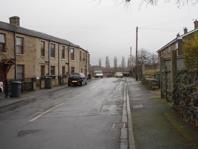 Tichbourne Street - Bunkers Lane