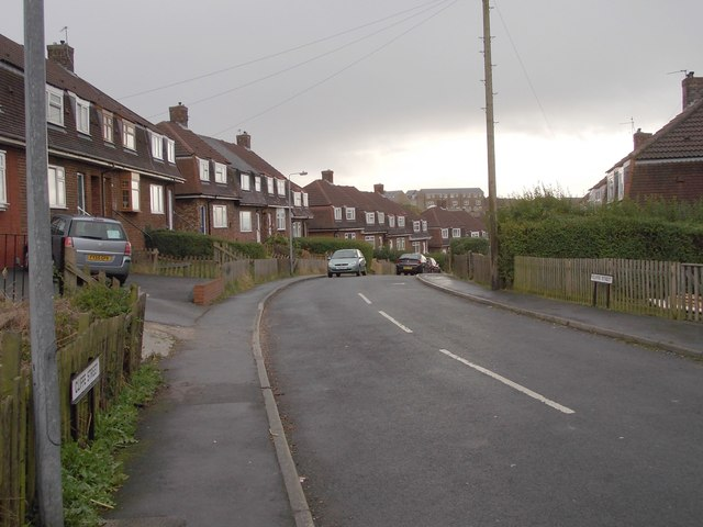 Cliff Street - Bunkers Lane