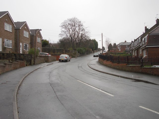 Bunkers Lane - Common Road