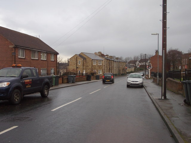 Common Road - viewed from Bunkers Lane