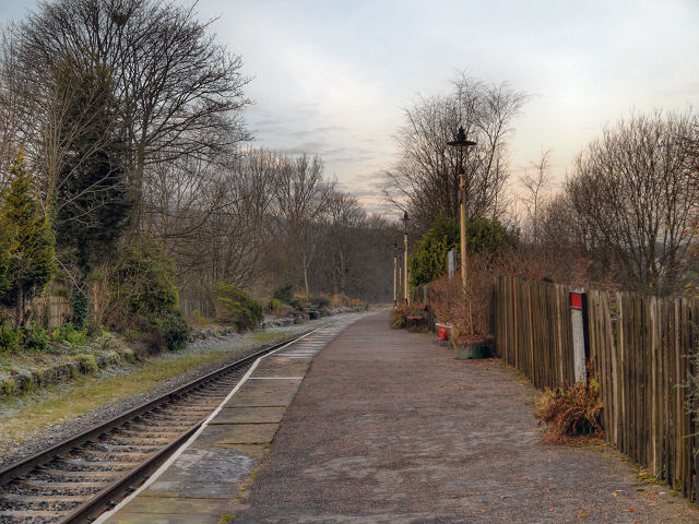 Summerseat Station