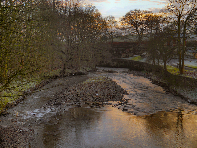 River Irwell, Summerseat