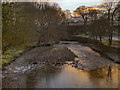 SD7914 : River Irwell, Summerseat by David Dixon