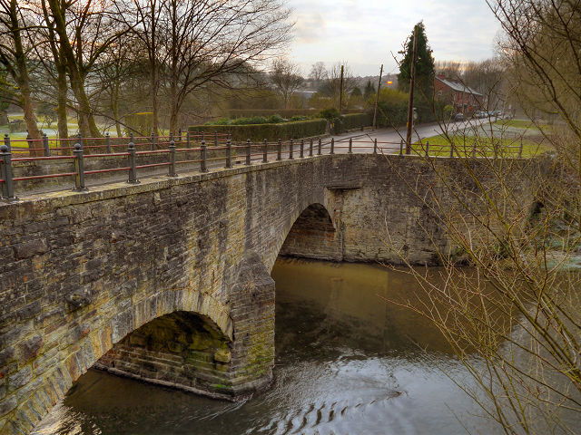 River Irwell, Twist Bridge