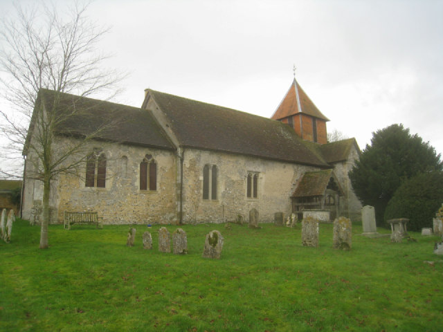 All Saints, Monk Sherborne