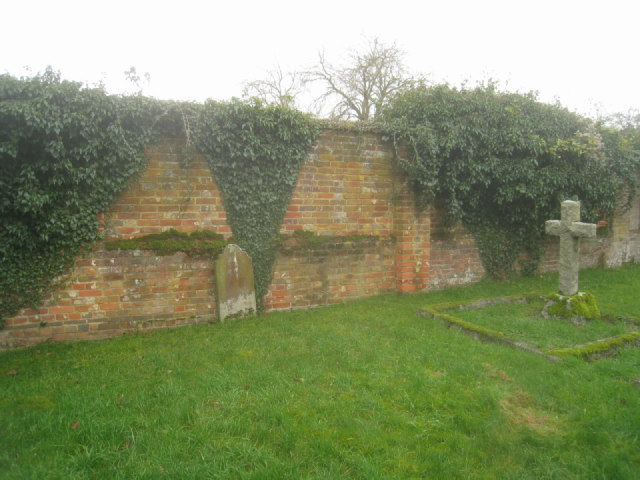 Manor Farm wall