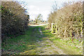 TQ3304 : Gateway, Sheepcote Valley by Robin Webster