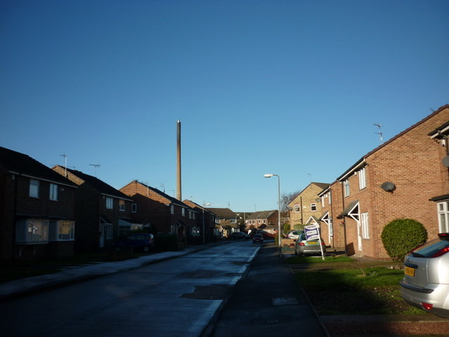 Ashendon Drive, Hull