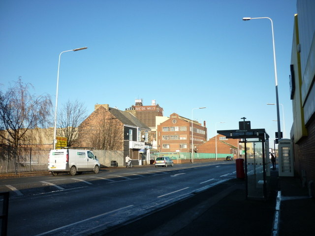 Stoneferry Road, Hull