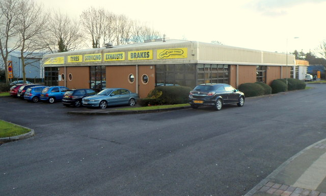 Discount Tyres, Hill Street Industrial Estate, Cwmbran