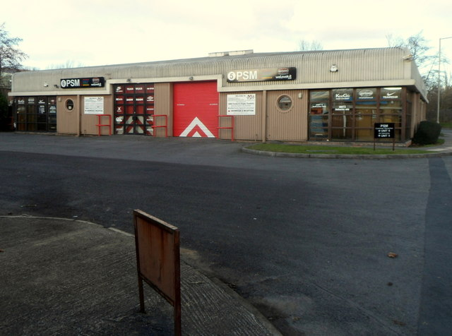 PSM Hill Street Industrial Estate, Cwmbran