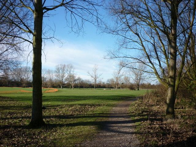 Oak Road playing fields