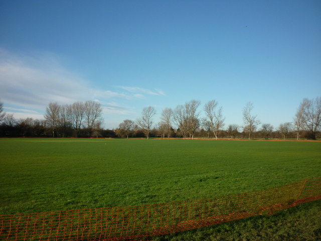 Oak Road playing fields