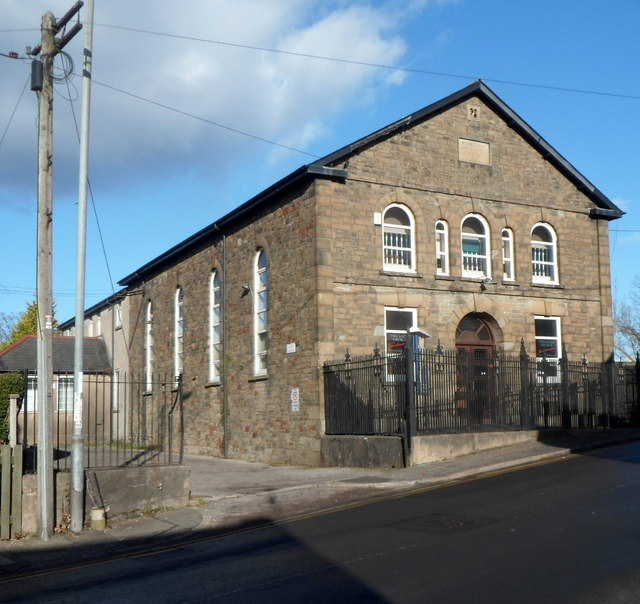 Two Locks Church, Cwmbran